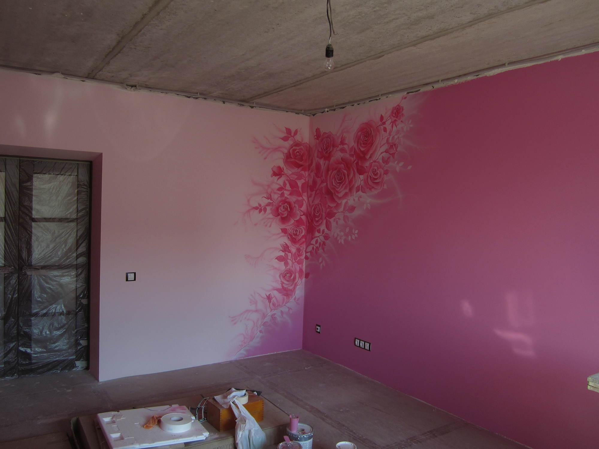 Покрасит квартиру своими руками 313